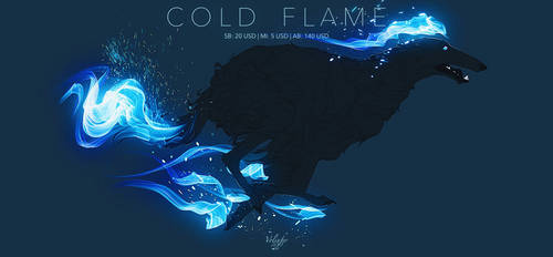 COLD FLAME ADOPT AUCTION closed by Volinfer