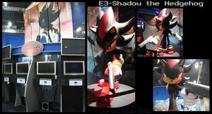 E3-Shadow the Hedgehog by sonikkukitten