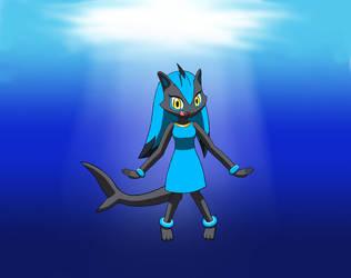AT: Seasha The Seafox by VictiniRUS