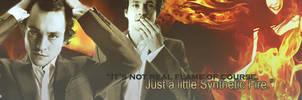 Hunger Games Cinna Fire by Leesa-M