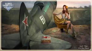 Violet by NikitaBolyakov