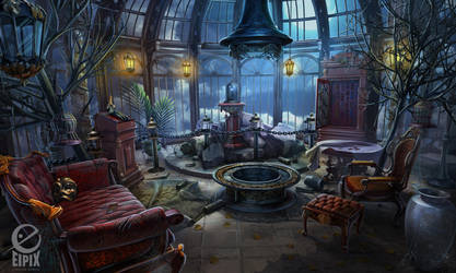 Conservatory by NikitaBolyakov