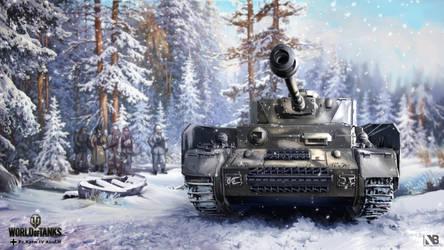 Pz.Kpfw.IV Ausf.H by NikitaBolyakov