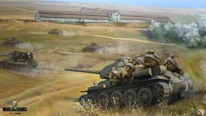 Battle for Razdelnaya (Odessa) by NikitaBolyakov