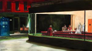 Night Doctor by crossstreet