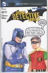 Batman 66 style sketchcover by crossstreet