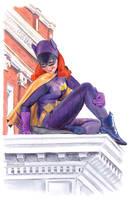 Batgirl 66 by crossstreet