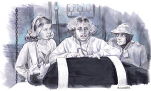 Young Frankenstein by crossstreet