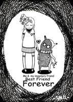 Imaginary Friend by irbochan999