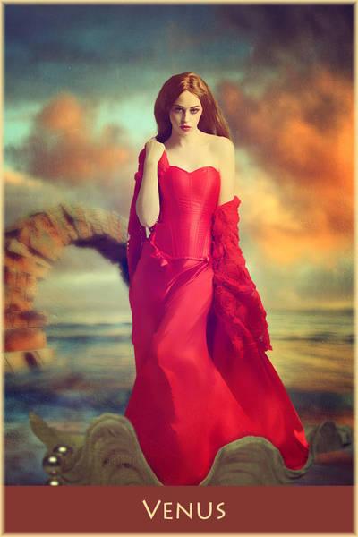 Venus: Goddess of Love by kausa