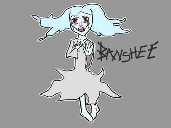 Banshee by myrandomartdump