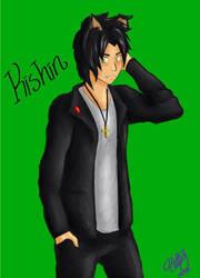 Kishin Mukito (Redraw) by MasterKishin
