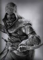 Ezio Auditore by MuhammedFeyyaz