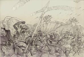Skaven Army by MuhammedFeyyaz
