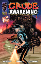 Kickstarter: Crude Awakening by Darry