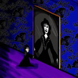 Midnight in a Mirror by Kastil