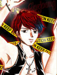 Kim Jaejoong trapped - OU Contest by HitomiJaejoong