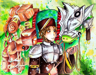 Dragon Whisperer by UmmuVonNadia