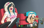 Kill the emo girl... of laughter - (Re-do) by pirata3