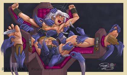 Teselia and the Enchantress by pirata3