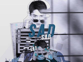 SAD ! by Alkindii