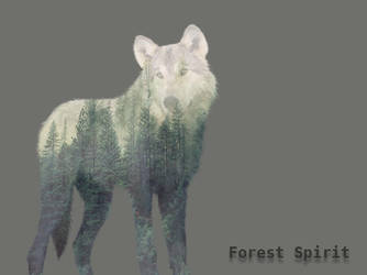 Forest Spirit by windinthehair