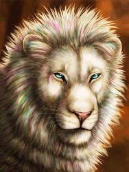 Lion Form Vrghr by FelonDog
