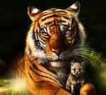 Shere Khan by FelonDog