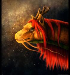 Chinese Dragon by FelonDog