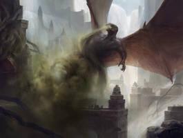 Deathbringer Regent by AdamPaquette