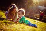 Hey Baby Brother by LyraWhite