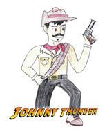 Johnny Thunder by Bleu-Ninja