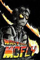 Marty McFly by Bleu-Ninja