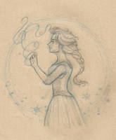 Elsa again :) by irina-bourry