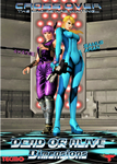 DEAD OR ALIVE/METROID by DarkOverlord1296