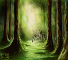 .Forest. by Bandea