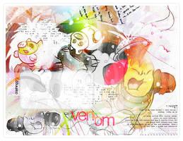 venom neopets layout by depairfactor