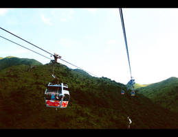 360 cable cars by depairfactor