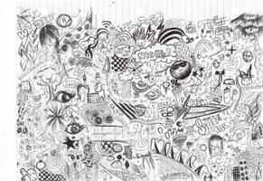 doodie doodles original by depairfactor