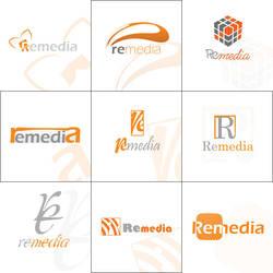 Remedia logo by noorsalah
