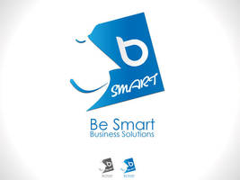 Be Smart Logo by noorsalah