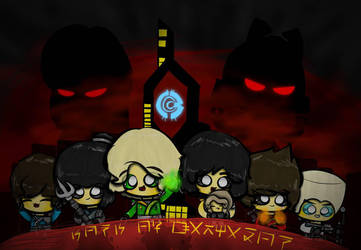 Sons Of Garmadon Wallpaper by Novelsycto