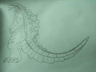Godzilla: King of The Monsters by DaikaijuKing2004