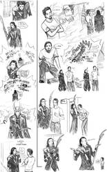 Loki's Army by TashasStuff