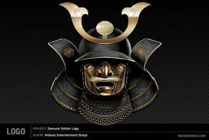 Samurai Helmet by natebarnes