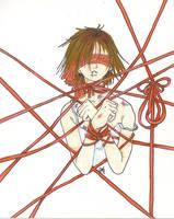 Bondage Ribbon by TechnoPoptart