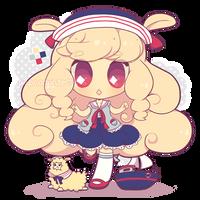 a: sailor alpaca [closed!] by pepaaminto