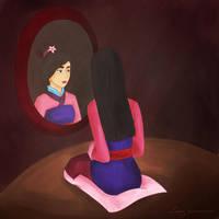 Reflection by Linndsey