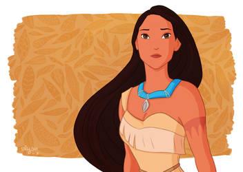Pocahontas by Linndsey