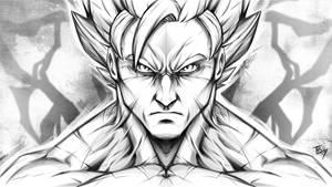 Goku by TBoy85